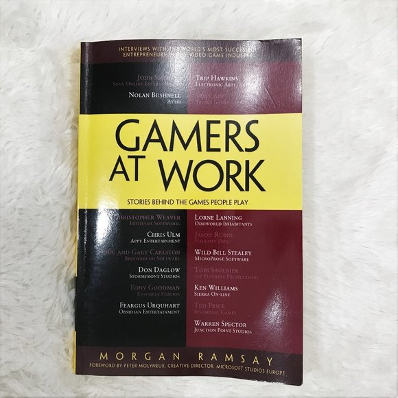 Gaming Other - Gamers Book